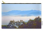 Early Morning On Blue Ridge Parkway Carry-all Pouch