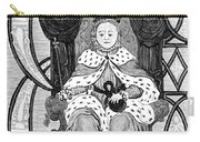 Elizabeth I (1533-1603) Carry-all Pouch by Granger