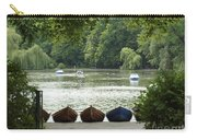 English Garden Munich Germany Carry-all Pouch