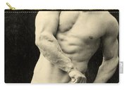 Eugen Sandow Carry-all Pouch