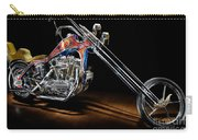 Evel Knievel Harley-davidson Chopper Carry-all Pouch