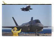 F-35b Lighnting II Variants Land Aboard Carry-all Pouch