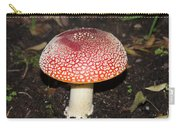 Fairy Mushrooms Carry-all Pouch