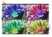 Firmenish Bicolor Pop Art Shades Carry-all Pouch