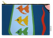 3 Fish In A Tub Carry-all Pouch