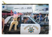 Ford Diplomat Police Car Carry-all Pouch
