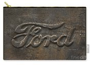 Ford Tough Antique Truck Logo Carry-all Pouch