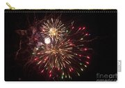 Fourth Of July Fireworks Carry-all Pouch