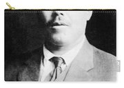 Francisco 'pancho' Villa (1878-1923) Carry-all Pouch