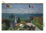 Garden At Sainte-adresse Carry-all Pouch