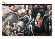 George I (1660-1727) Carry-all Pouch