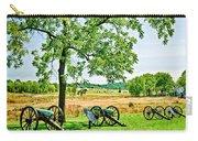 Gettysburg Battleground Carry-all Pouch