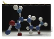 Glutamine Molecule Carry-all Pouch