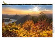 Golden Hour Carry-all Pouch by Debra and Dave Vanderlaan