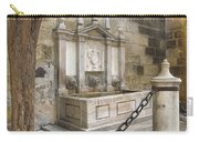 Granada Cathedral Doors And Other Details Carry-all Pouch
