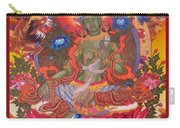 Green Tara 10 Carry-all Pouch