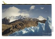 Grey Glacier In Chilean National Park Carry-all Pouch