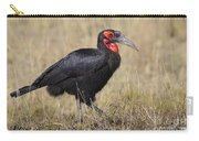 Ground Hornbill Carry-all Pouch