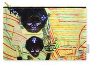 Holy Family Carry-all Pouch by Gloria Ssali