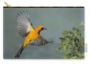 Hooded Oriole Carry-all Pouch