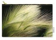Hordeum Jubatum Grass Carry-all Pouch