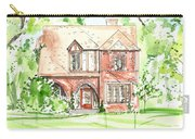 House Rendering Sample Carry-all Pouch