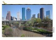 Houston Skyline Carry-all Pouch