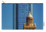 Houston, Texas - High Rise Buildings Carry-all Pouch