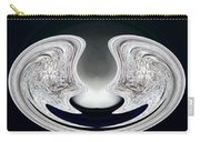 Ice Storm Abstract Carry-all Pouch