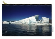 Icebergs-jokulsarlon Glacial Lagoon Carry-all Pouch