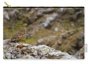 Iceland, Fauna & Flora Carry-all Pouch