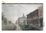 Independence Hall, 1798 Carry-all Pouch