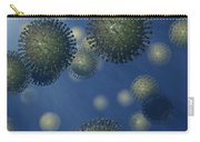 Influenza A Virus Carry-all Pouch