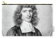 Isaac Barrow (1630-1677) Carry-all Pouch