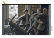 3. Jesus Drives Out The Money Changers / From The Passion Of Christ - A Gay Vision Carry-all Pouch