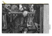 Jonathan Wild (c1682-1725) Carry-all Pouch