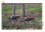 Juvenile White Ibis Carry-all Pouch