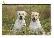Labrador Retriever Dogs Carry-all Pouch