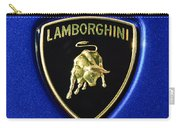 Lamborghini Emblem Carry-all Pouch