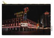 Las Vegas With Watercolor Effect Carry-all Pouch