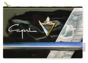 Lincoln Capri Emblem Carry-all Pouch