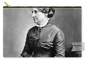 Lucy Hayes (1831-1889) Carry-all Pouch