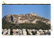 Lycabettus Hill During Sunset Carry-all Pouch
