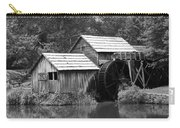 Mabry Mill - Blue Ridge Mountains Carry-all Pouch