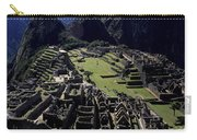 Machu Picchu Peru Carry-all Pouch