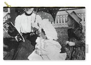 Mamie Eisenhower (1896-1979) Carry-all Pouch