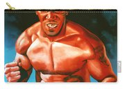 Mike Tyson Carry-all Pouch by Paul Meijering