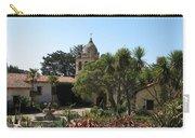 Mission San Carlos Borromeo Del Rio Carmelo Carry-all Pouch
