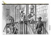 Molly Maguires Executions Carry-all Pouch