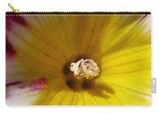Morning Glory Named Red Ensign Carry-all Pouch